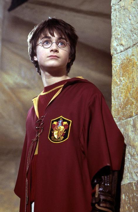 Daniel Radcliffe: Harry Potter et la chambre des secrets (13 ans)