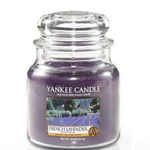 Yankee Candle  French Lavender Housewarmer Jar