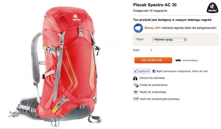 Zbieraj JAKI from www.sherpa.pl