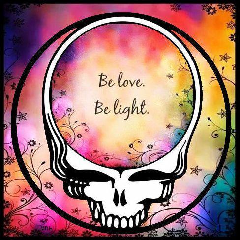 Be Love, Be Light.