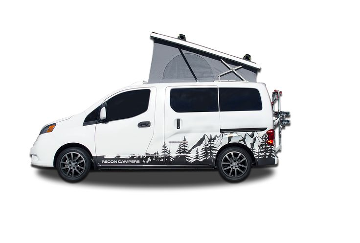 Recon Campers | The Future of Pop Top Camper Vans in the USA | ENVY