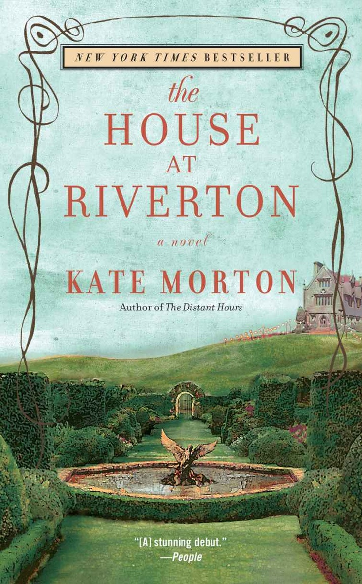 Amazon: The House At Riverton: A Novel (9781416550532): Kate
