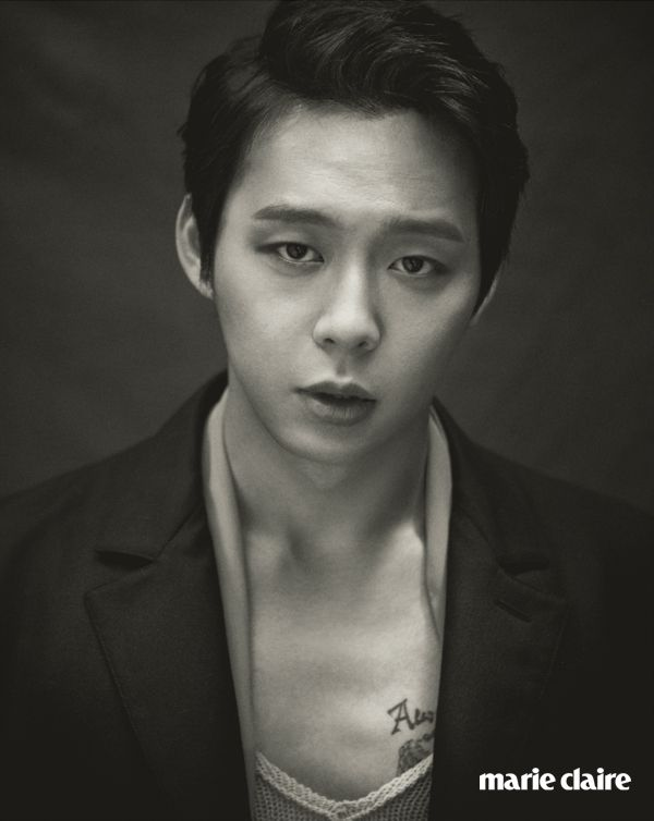 Yoochun - Marie Claire Magazine August Issue '14