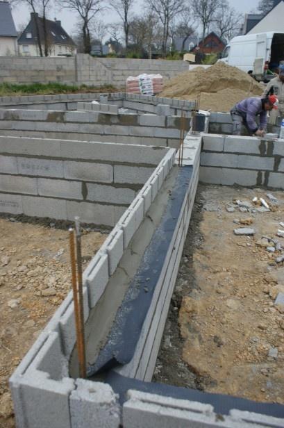 11 best concrete foundation images on Pinterest Cement, Bricks and