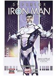 Superior Iron Man 1 : Infamous (Paperback) (Tom Taylor)