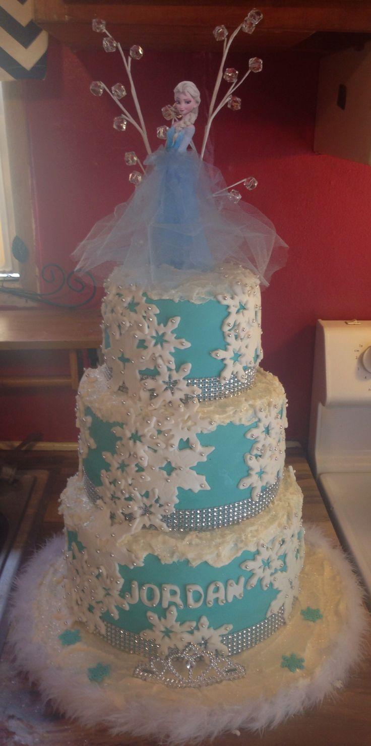 1000 Ideas About Frozen Theme Cake On Pinterest Frozen
