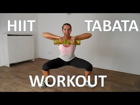 20 minute hiit cardio  tabata combination workout for