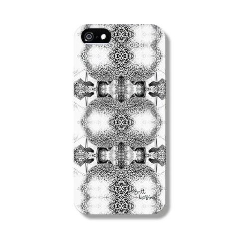 Lantern Lights Phone Case from The Dairy Designed by BRITT LASPINA