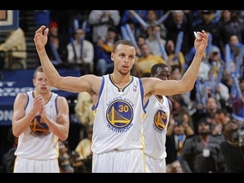 Stephen Curry Sinks the Mavericks with the Game-Winner!