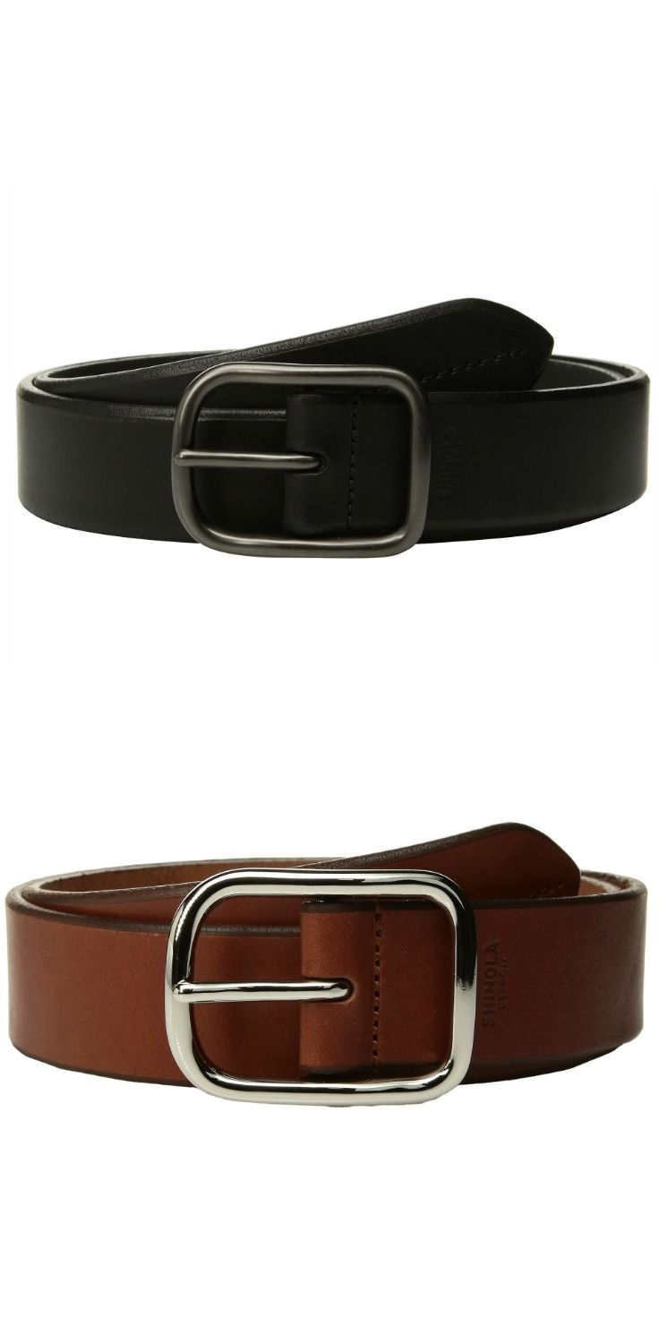 "Top-notch!  Fine tune with the fantastic finery of the #Shinola #Detroit Bridle 1 1/2"" Center Bar Beveled Edge #Belt.  #men #accessory #accessories #belts"