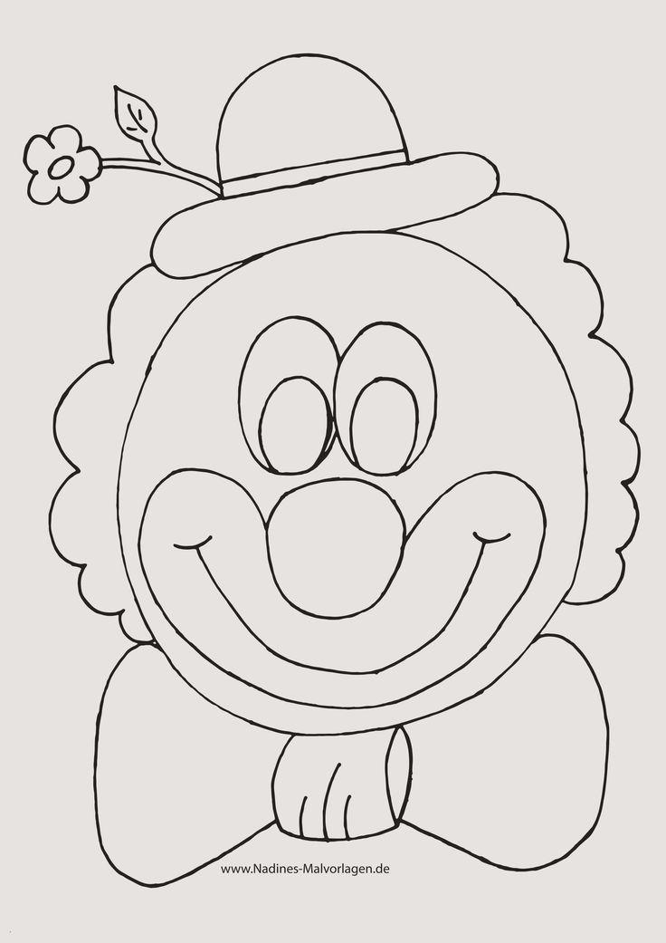57 Das Beste Von Ausmalbilder 8 Jahre Bilder Clown Basteln Vorlage Malvorlagen Vorlagen Zum Ausmalen