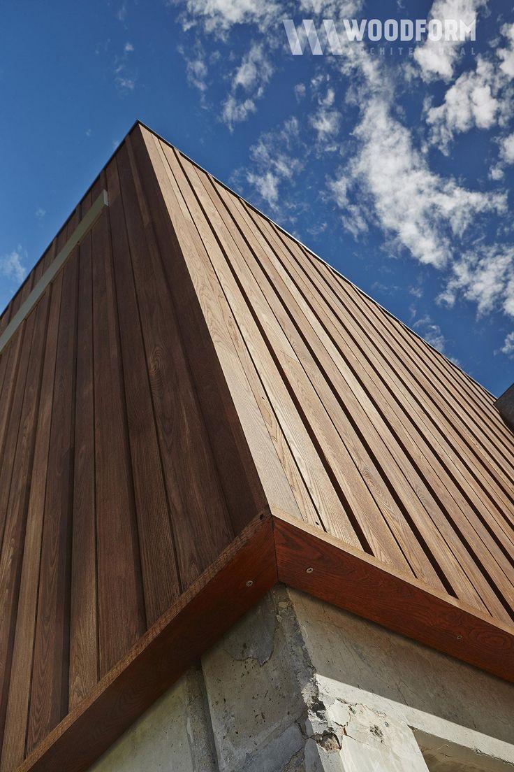 Exterior Finish, Expression Cladding, Timber Cladding