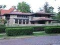 Meyer May House - Architect Frank Lloyd Wright. Grand Rapids, MI.