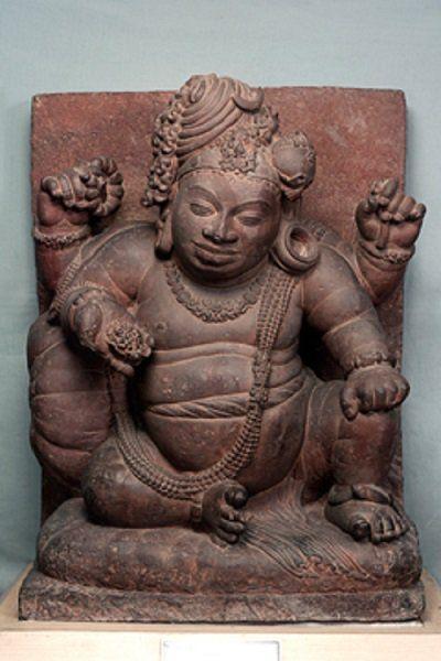 5th Century A.D :: Lord Shiva as Vamana (National Museum Delhi / @NMnewdelhi )