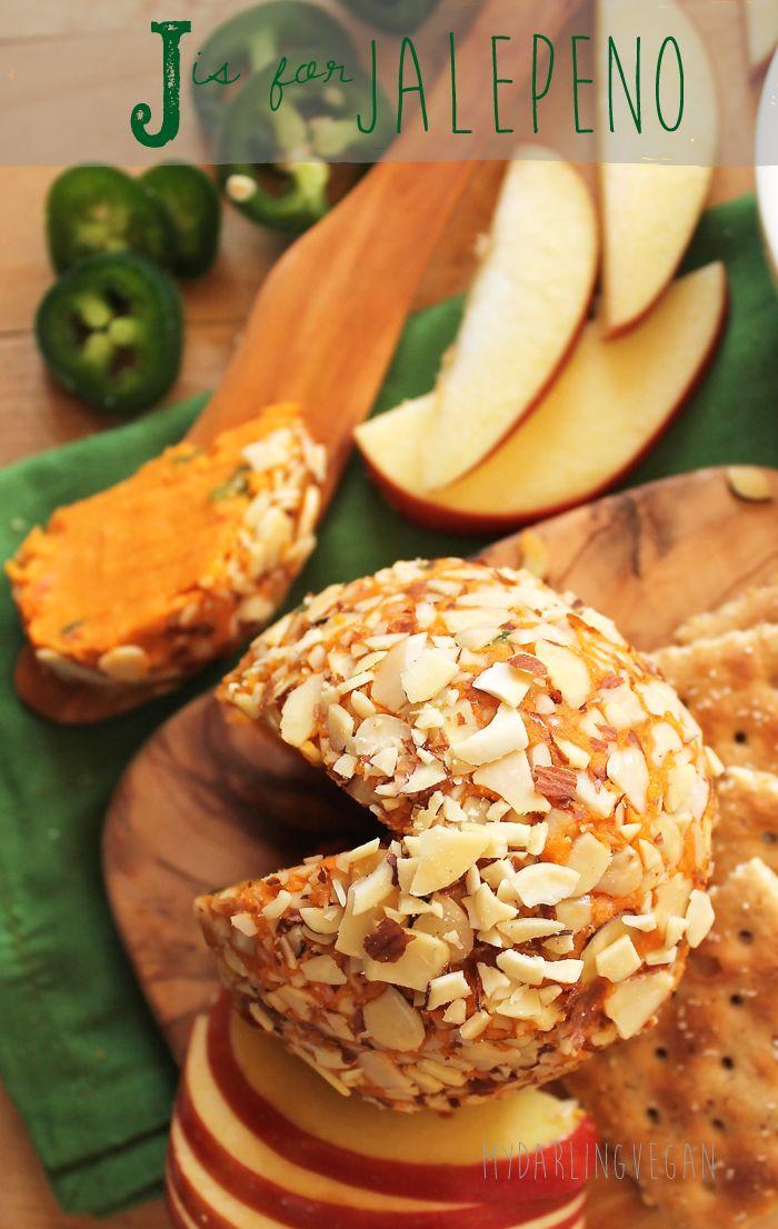 Vegan Smoked Jalepeno Cheddar Cheese nut base