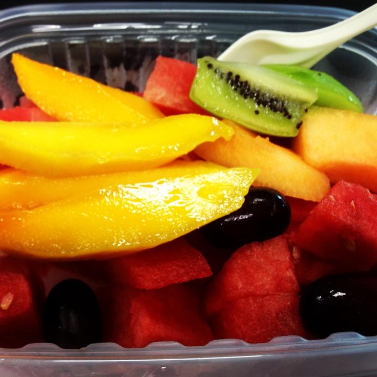 Healthy #lunch. Fruit Platter