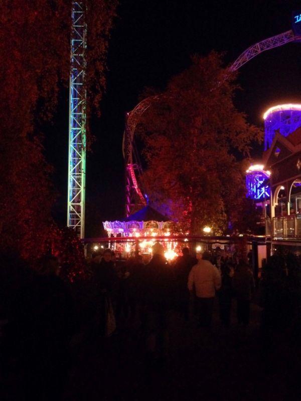 Carnival of Light in Linnanmäki Amusement Park | Her Campus