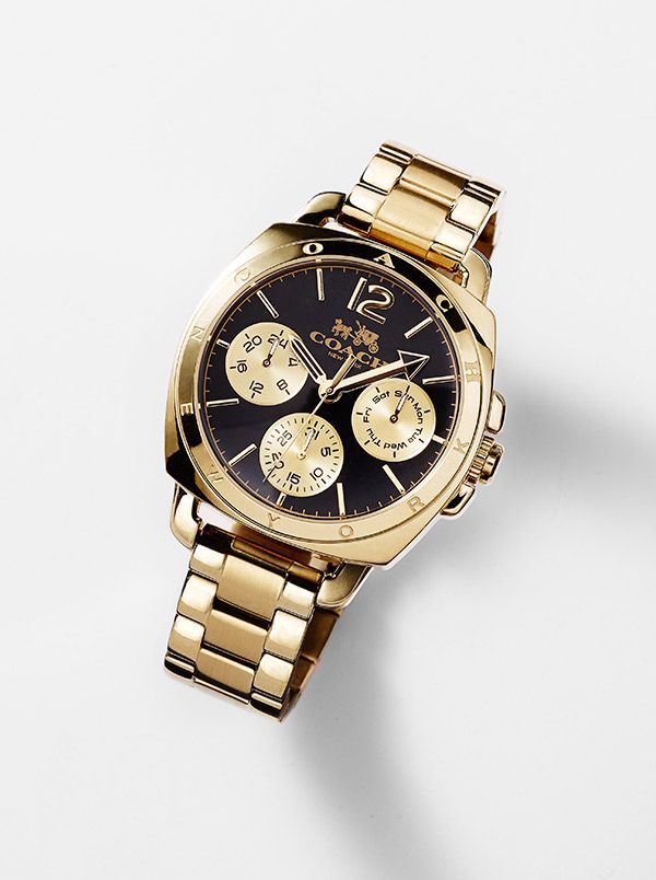 COACH Watches | Designer Watches for Women