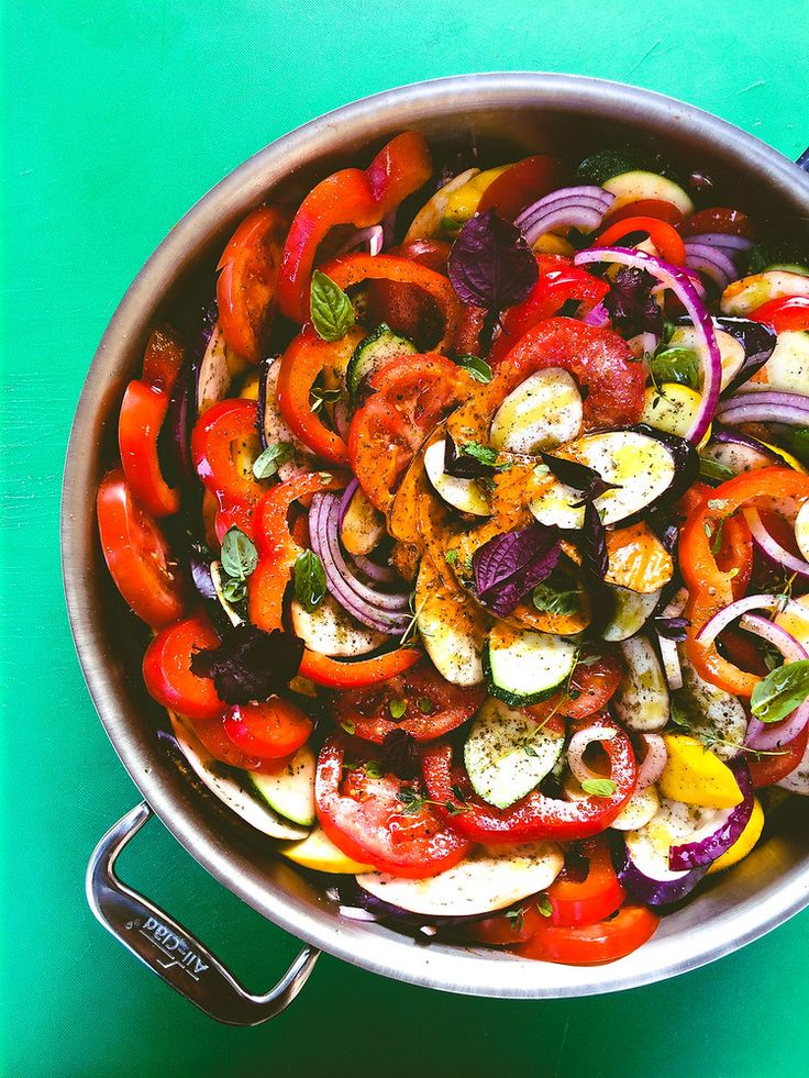 ... | Easy Ratatouille Recipes, Ratatouille and Classic French Dishes