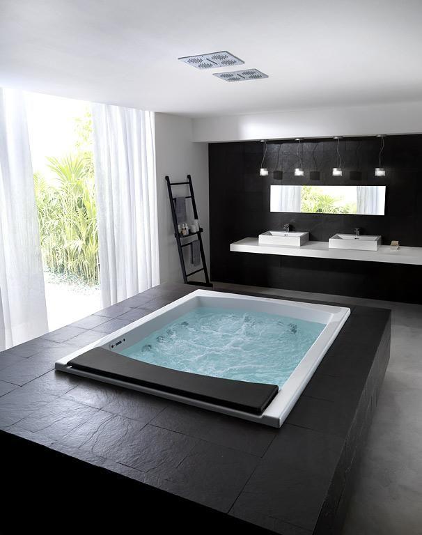 the 25+ best ideas about luxus badewanne on pinterest | falsche ... - Whirlpool Badewanne Sorgente Teuco