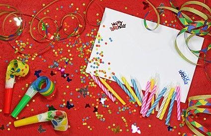 happy birthday theme background image