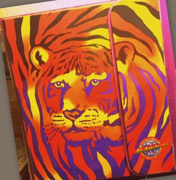 Check out this item in my Etsy shop https://www.etsy.com/listing/234698011/vintage-lisa-frank-tiger-stuart-hall