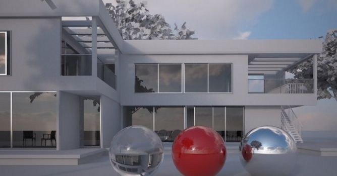 Tip: VRay Dome and HDRI - Evermotion.org