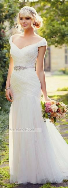 wedding dress; weddings