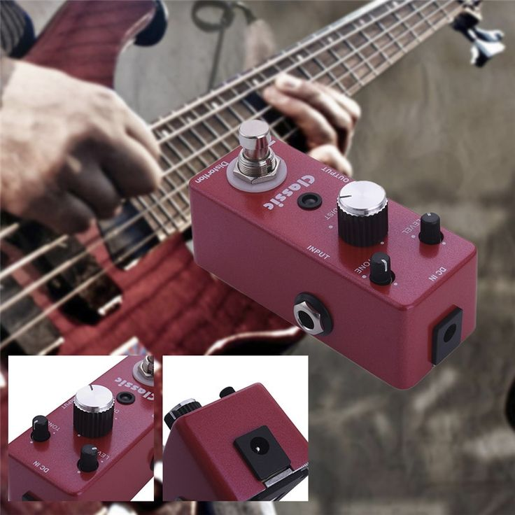 23.12$  Watch now - http://aliisc.shopchina.info/go.php?t=32803552674 - EX TC-15 Classic Distortion Pedal For Electric Guitar High Quality Electric Guitar Effect Pedal good quality red color  #buyininternet