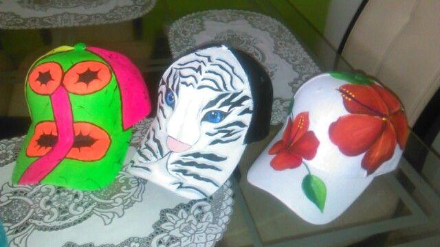 Gorras carnavaleras