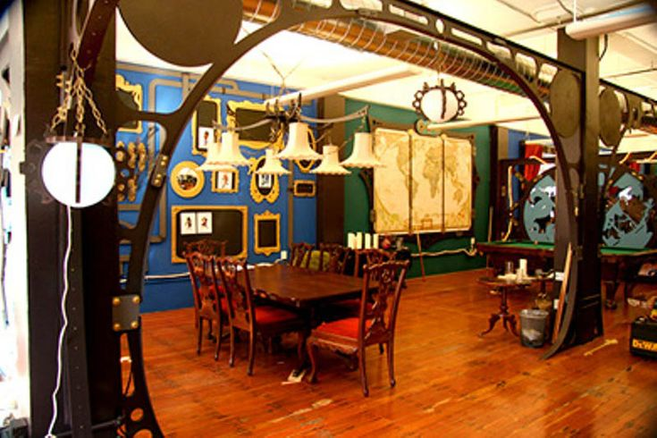 How+to+Steampunk+Your+Room   Amazing 28 Extreme Steampunk Home Office Designs : Steampunk Home ...