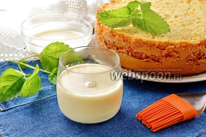 Фото Пропитка из сгущёнки для бисквитных коржей