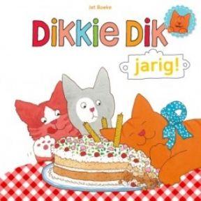 Kidsshop @ Home Het #voorleesboek Jarig! Van Dikkie Dik