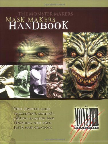 The Monster Makers Mask Makers Handbook by Arnold Goldman,http://www.amazon.com/dp/0977687007/ref=cm_sw_r_pi_dp_aY.Bsb1VKCDVFSKV