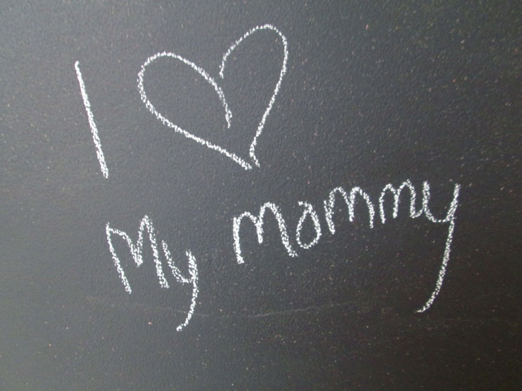 :) it's true. ;) <3  (and yes, I still occasionally call her mommy lol)
