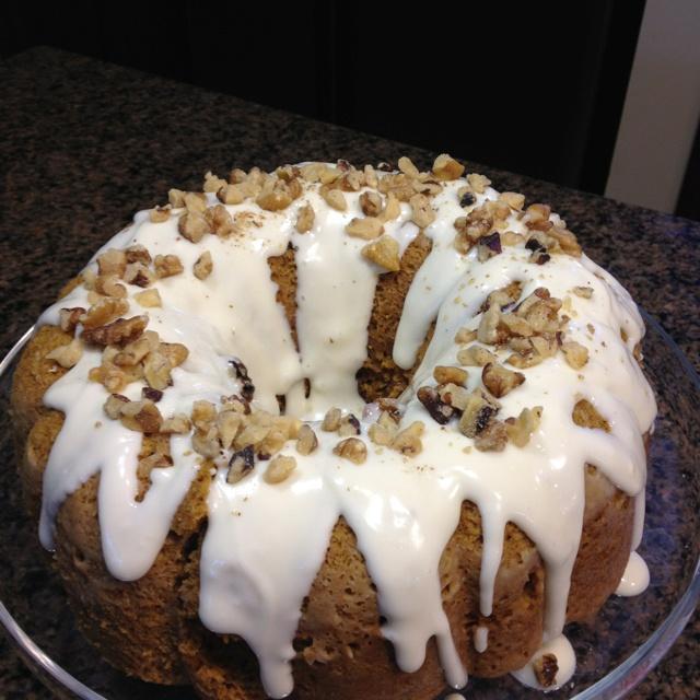 Pampered Chef Skillet Cake
