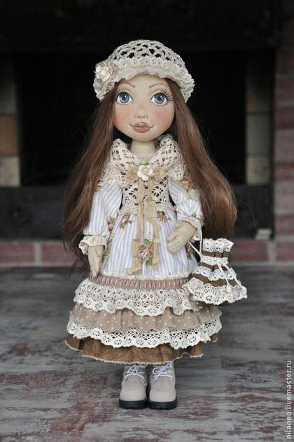 Коллекционные куклы ручной работы. Ярмарка Мастеров - ручная работа Аурелия. Handmade.