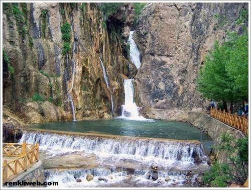 DARENDE GÜNPINAR ŞELALESİ-DARENDE GÜNPINAR ŞELALESİ Malatya iline bağlı Darende İlçesi?nin 10 km kadar batı yönünde bulunmaktadır.
