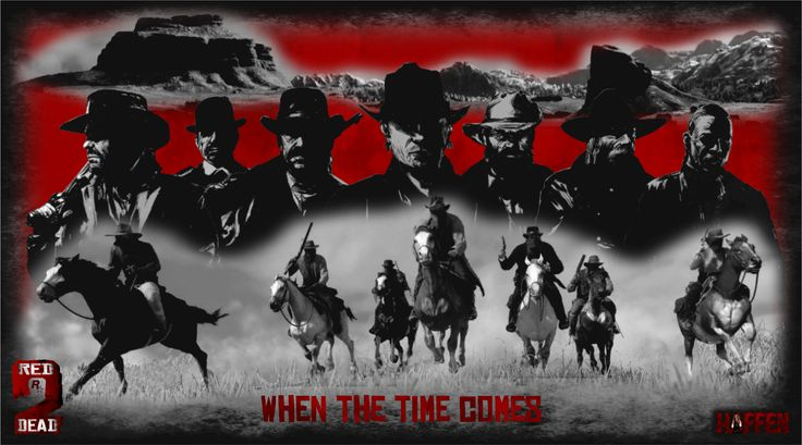 RDR 2 - When the time comes..1.. by Haffen
