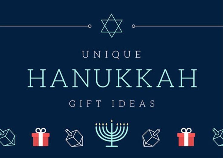24 Unique Hanukkah Gift Ideas (2017)