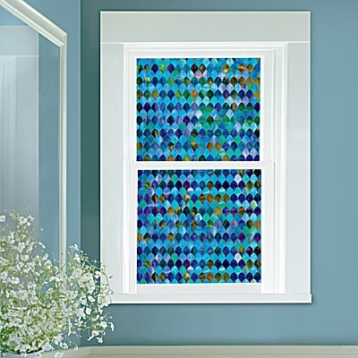 27 best Window Clings are dressings for plain glass images on