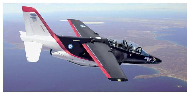 El FMA IA 63 Pampa es un avión de entrenamiento biplaza con capacidades de combate, producido en la República Argentina.