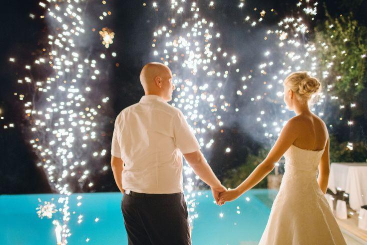 Corfu villa wedding #corfu #wedding #elopement #symbolic #ceremony #greece #island #destination #yellow #bridal #bouquet #greece #destination #sea #villa #bride #groom