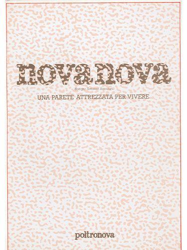 Opuscolo Novanova, Progetto grafico di: Alfredo Mastellaro
