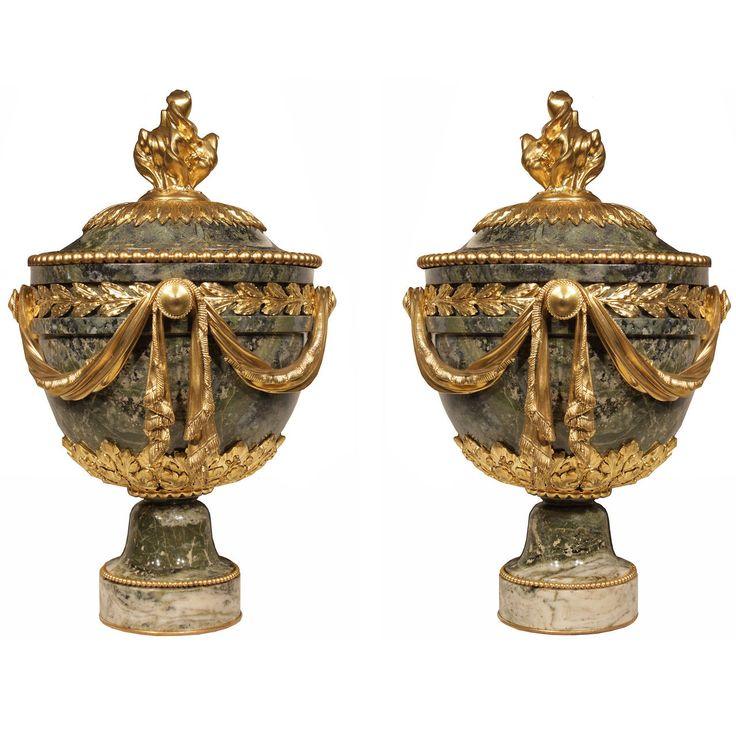 marble ormolu urn – Google Search