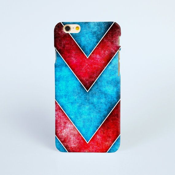 Red Blue Chevron iPhone 8 case, iPhone X case iPhone 7 plus case iPhone 6s case tough case samsung galaxy s8 case samsung galaxy note 8 case | Abstract HD Wallpapers 6