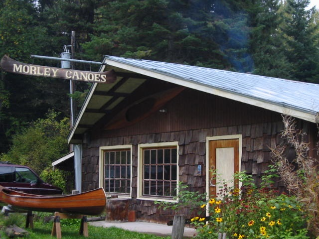 Montana Canoe Shop- Actually in Swan Lake but very close to Bigfork.