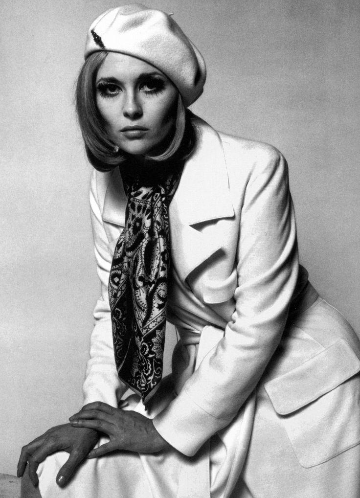 Faye Dunaway, 1967 - photo by Jerry Schatzberg