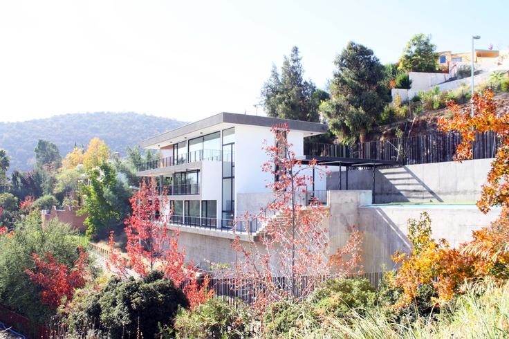 Casa Orlandini/Chile / Dsr Arquitectos