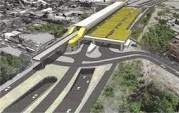 Pregopontocom Tudo: Câmara aprova R$ 700 mi para o metrô de Curitiba  Transportes sobre trilhos  A Prefeitura de Curitiba pretende obter até R$ 700 milhões em empréstimo junto ao Banco Nacional de Desenvolvimento Econômico e Social (BNDES), para usá-los como contrapartida na construção do metrô. O orçamento total da obra está fixado em R$ 4,8 bilhões.